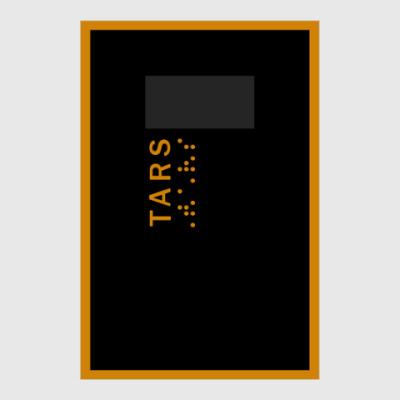 Постер Interstellar: TARS