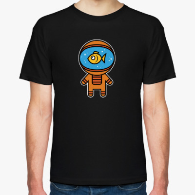 Футболка Astro Fish