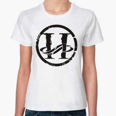 Классическая футболка Horizon8
