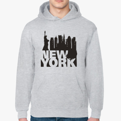 Толстовка худи New York City