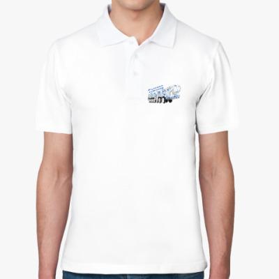 Рубашка поло Русский сувенир