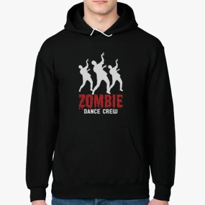 Толстовка худи Zombie dance crew