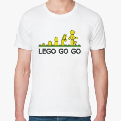 Футболка из органик-хлопка Lego go