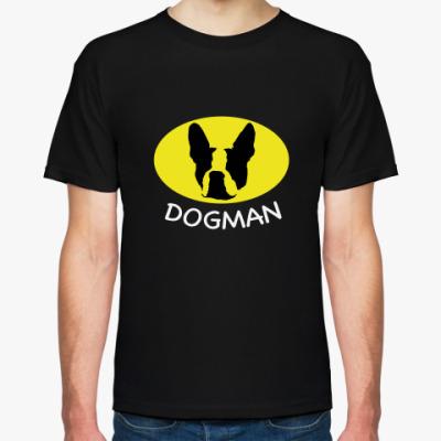 Футболка DogMan