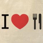 Я люблю есть