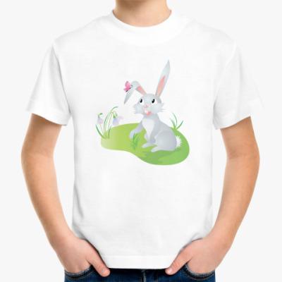 Детская футболка 'Зайка'