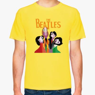 Футболка Битлз, Beatles