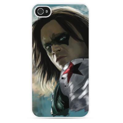 Чехол для iPhone The Winter Soldier