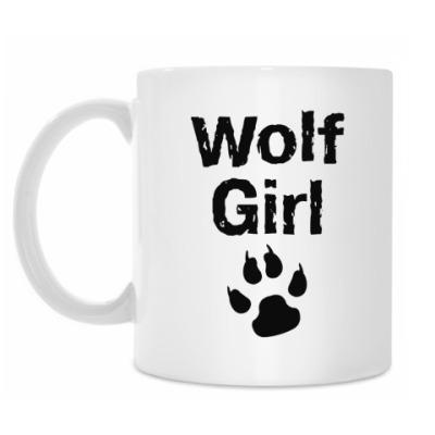 Кружка Wolf girl