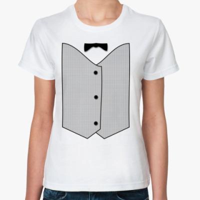 Классическая футболка Жилет ж.9