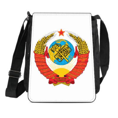 Сумка-планшет Селферы всех стран объединяйтесь
