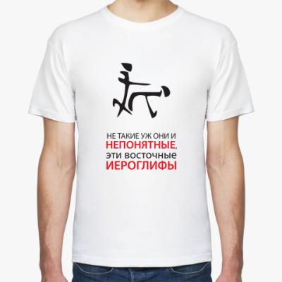 Футболка Иероглиф