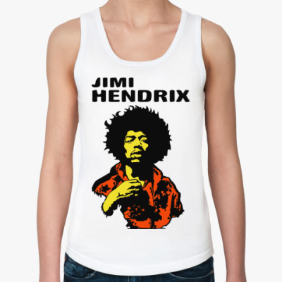 Женская майка Jimmi Hendrix