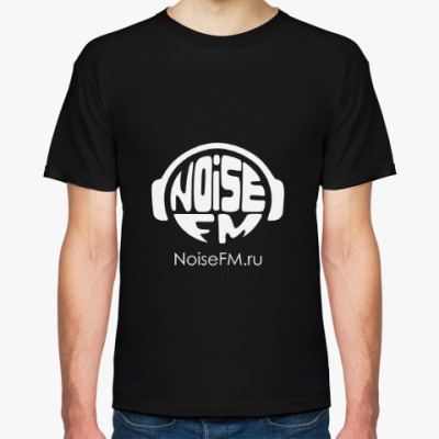 Футболка Мужская футболка Hanes Organic