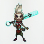 Ekko из League of Legends