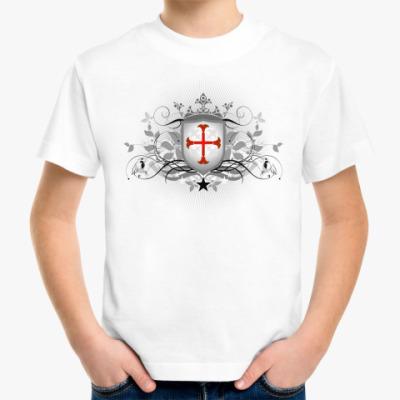 Детская футболка Орден Тамплиеров