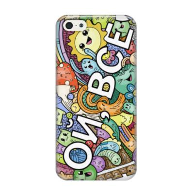 Чехол для iPhone 5/5s Ой, всё!