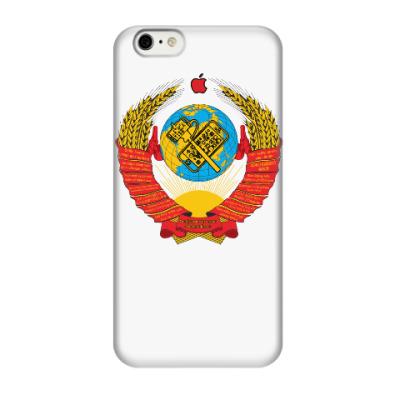 Чехол для iPhone 6/6s Селферы всех стран объединяйтесь