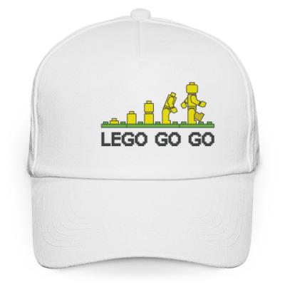 Кепка бейсболка Lego go