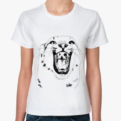 Классическая футболка Snow Bars