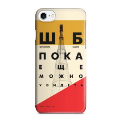 Чехол для iPhone 7/8 Save Shukhov Tower
