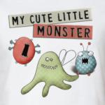 My cute little monster