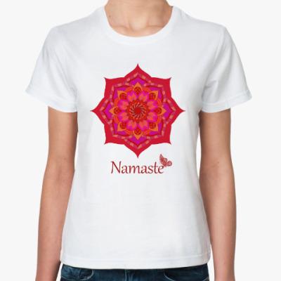 Классическая футболка Мандала