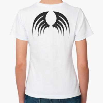 Классическая футболка Крылья