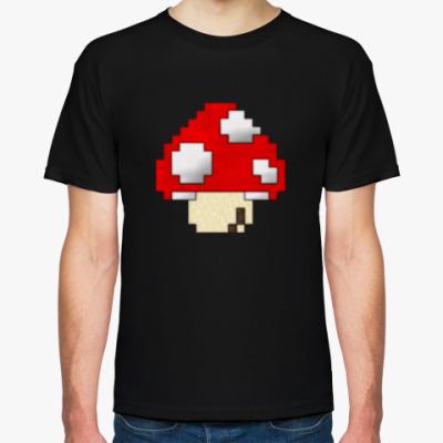 Футболка Super Mushroom