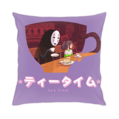 Подушка Время пить чай! - tea time