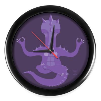 Настенные часы Animal Zen: D is for Dragon