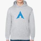 Толстовка худи Arch Linux