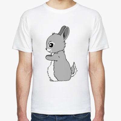 Футболка Милый кролик