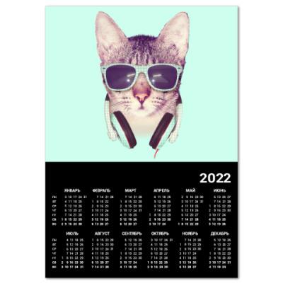 Календарь Cool Cat
