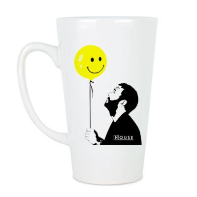 Чашка Латте House MD