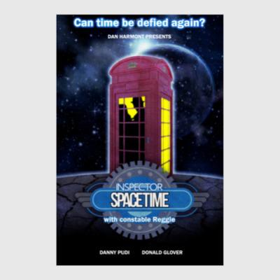 Постер Инспектор Континуум / Inspector Spacetime