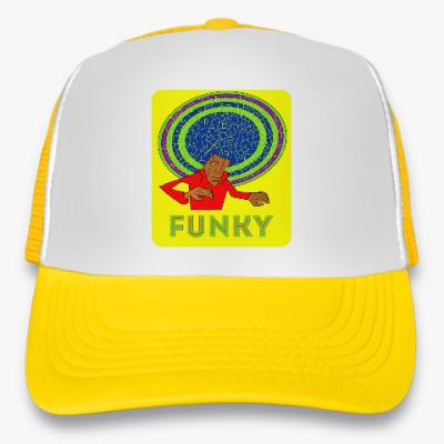Кепка-тракер Funky