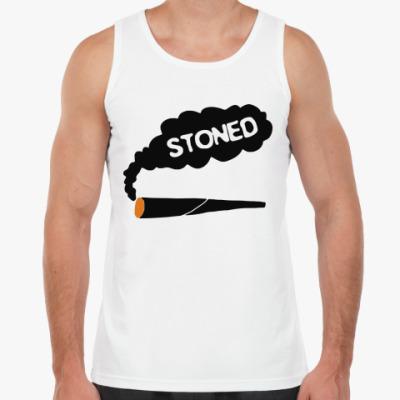 Майка stoned