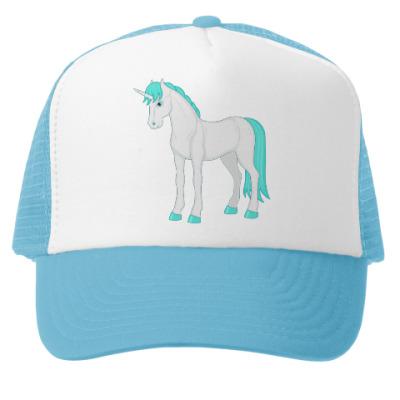 Кепка-тракер Fairy Unicorn