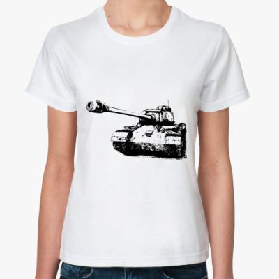 Классическая футболка Tank