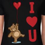 Мишка - I love you