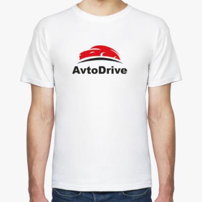 Футболка Крупный логотип AvtoDrive 2*