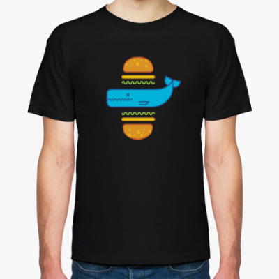 Футболка Wale Burger