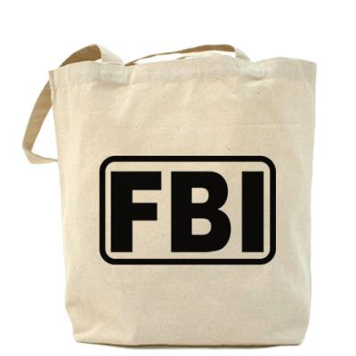 Сумка FBI