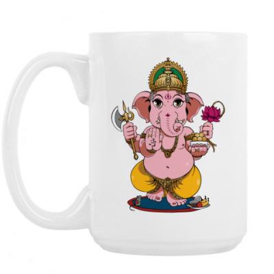 Кружка Ganesha