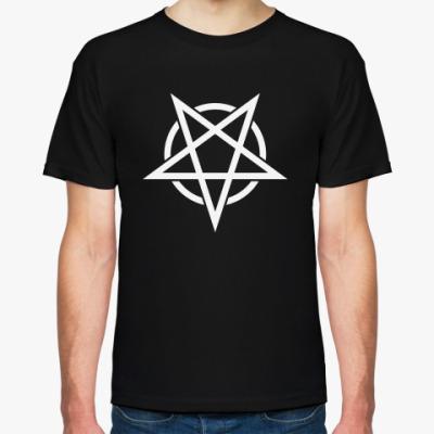 Футболка Пентаграмма / Pentagram