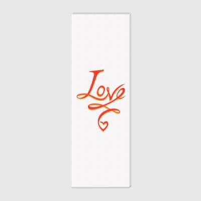 Холст LOVE