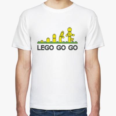 Футболка Lego go