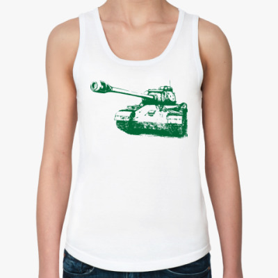 Женская майка Tank