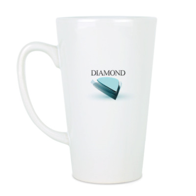 Чашка Латте Diamond Soul